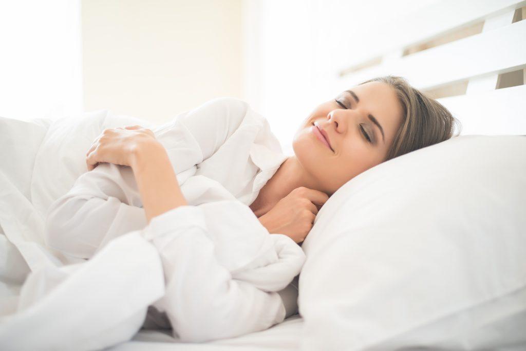 sudoración al dormir